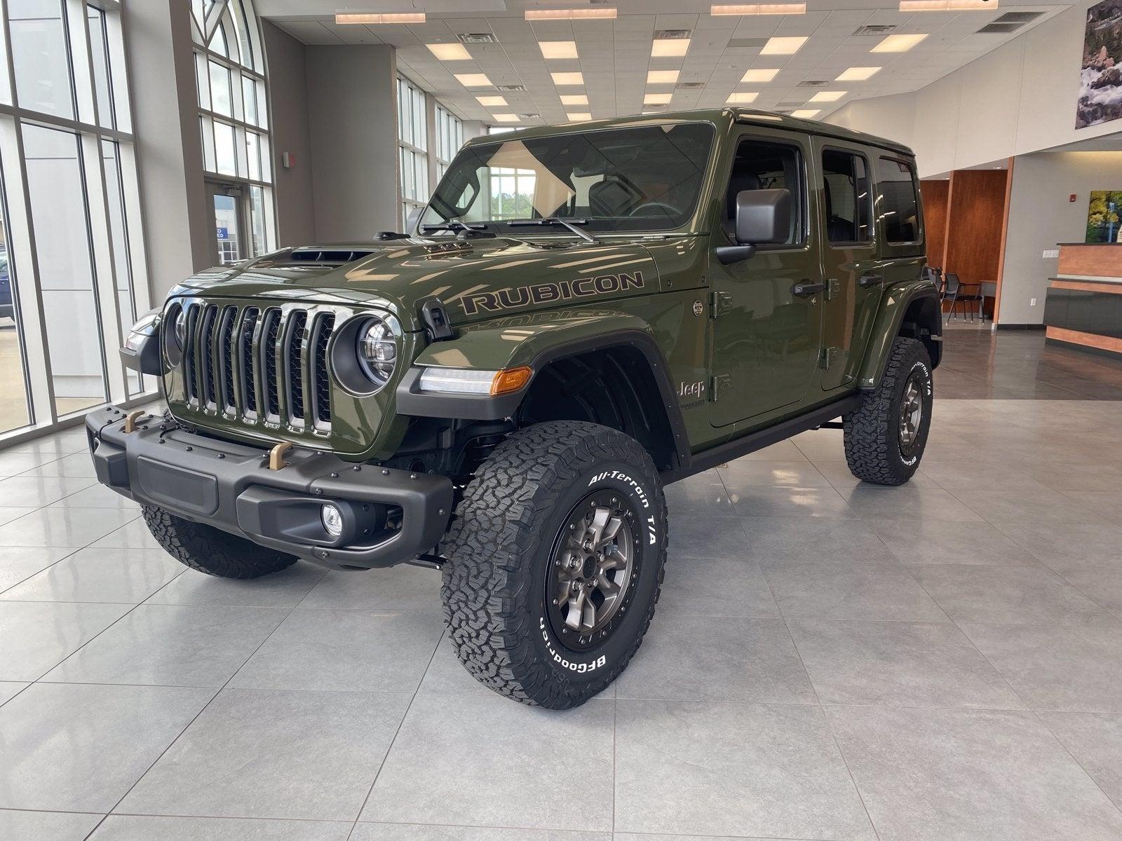 2021 Jeep Wrangler Unlimited Elkins WV