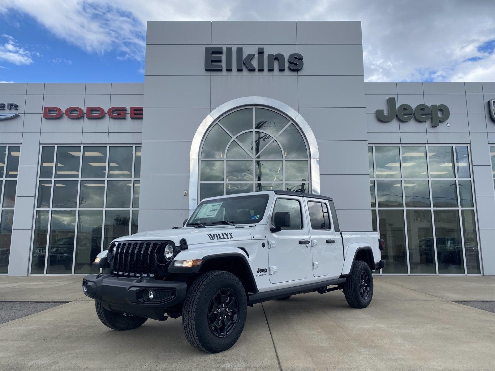 2021 Jeep Gladiator Elkins WV