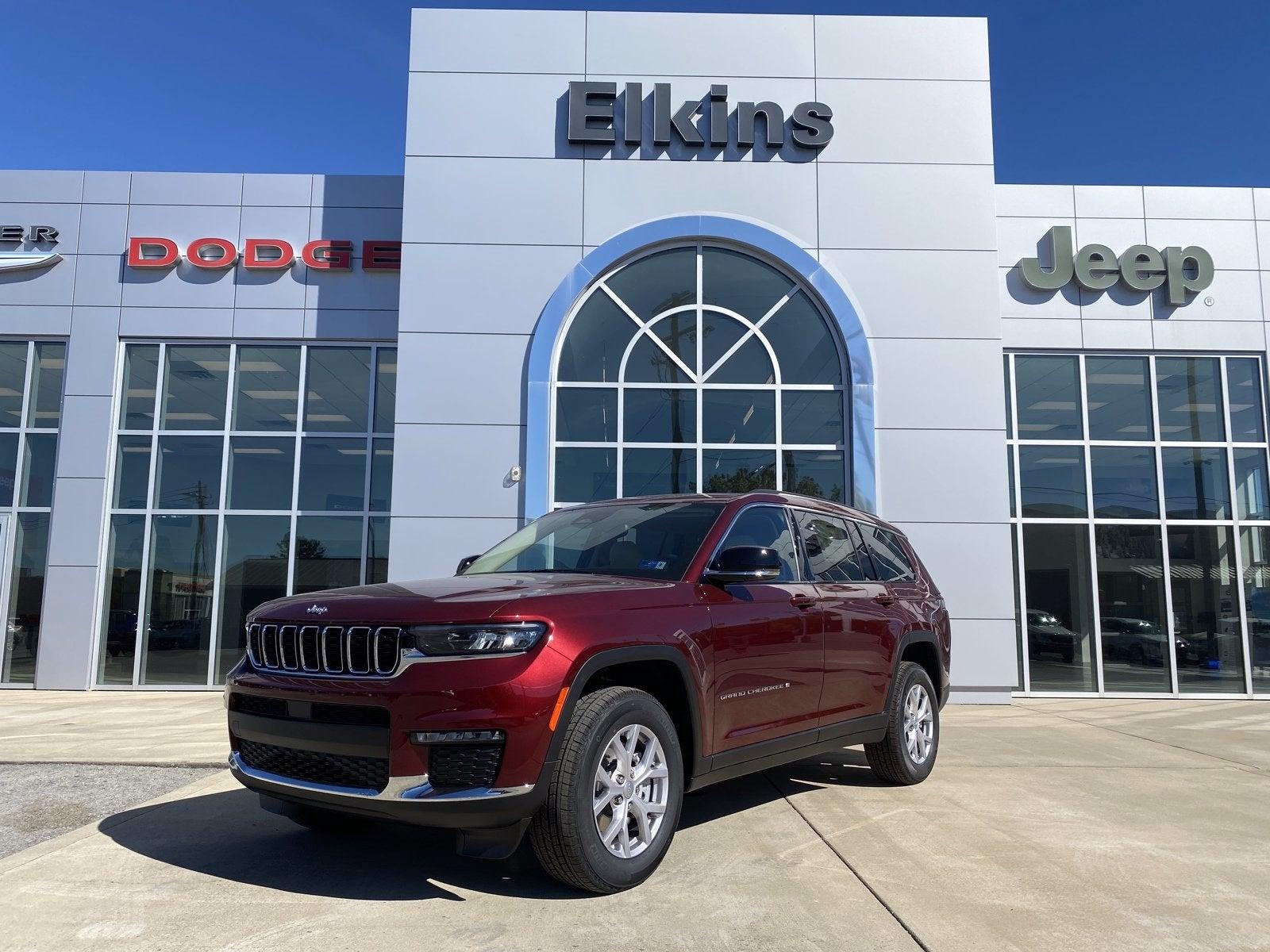 2021 Jeep Grand Cherokee L Elkins WV