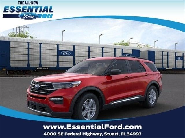 2021 Ford Explorer Stuart FL