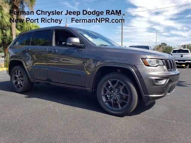 2021 Jeep Grand Cherokee New Port Richey FL