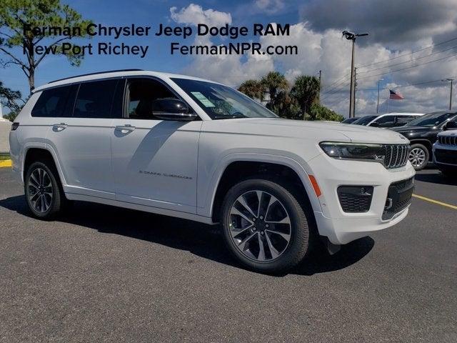 2021 Jeep Grand Cherokee L New Port Richey FL