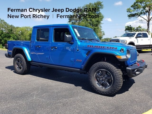 2021 Jeep Gladiator New Port Richey FL