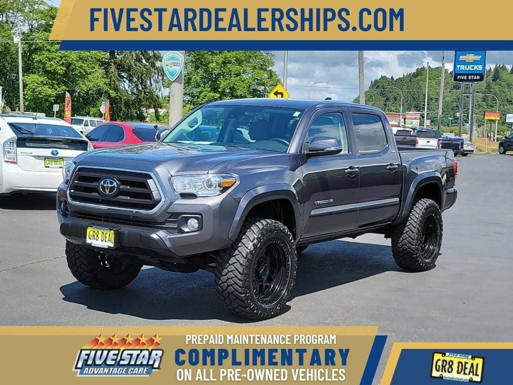 2021 Toyota Tacoma Aberdeen WA