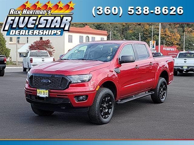 2021 Ford Ranger Aberdeen WA