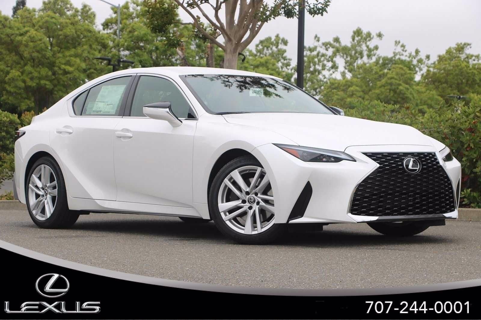 2021 Lexus IS 300 Santa Rosa CA