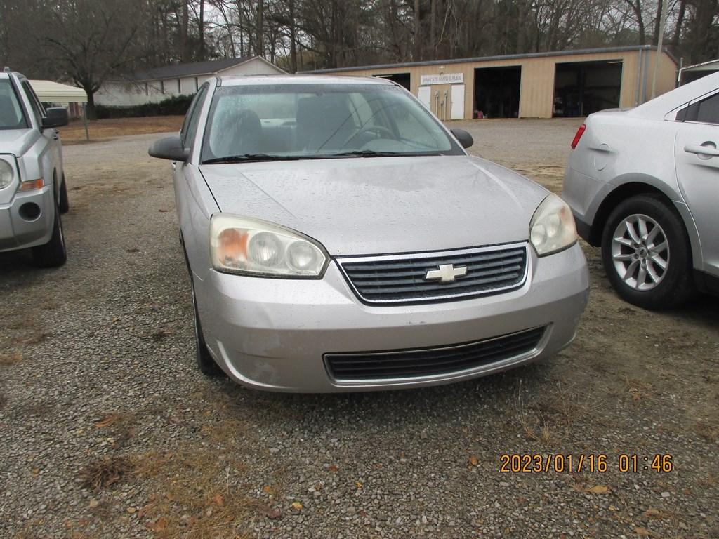 2007 Chevrolet Malibu Fulton MS