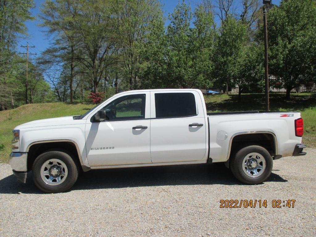 2016 Chevrolet Silverado Fulton MS