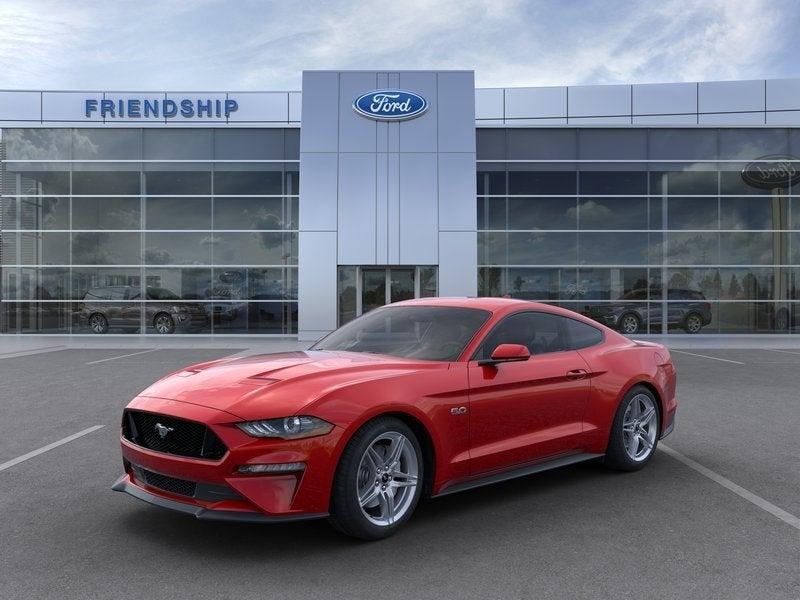 2021 Ford Mustang Bristol TN