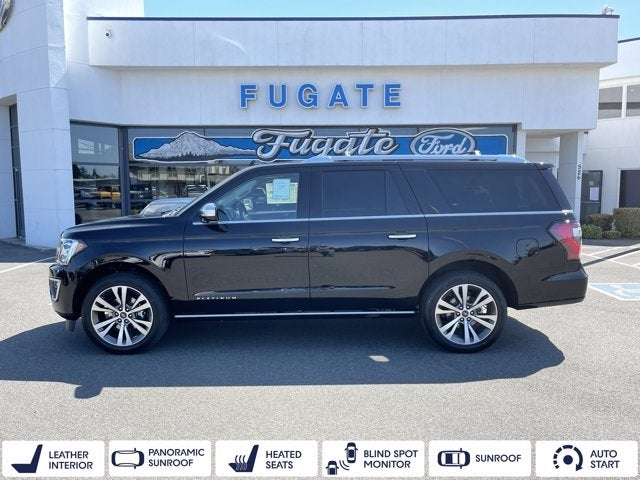 2021 Ford Expedition MAX Enumclaw WA