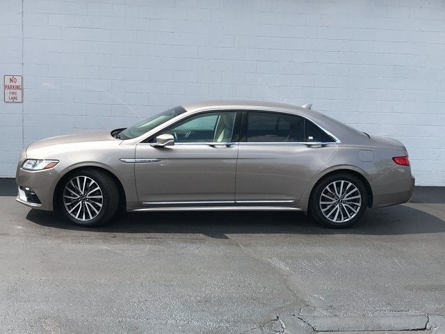 2018 Lincoln Continental Kent OH