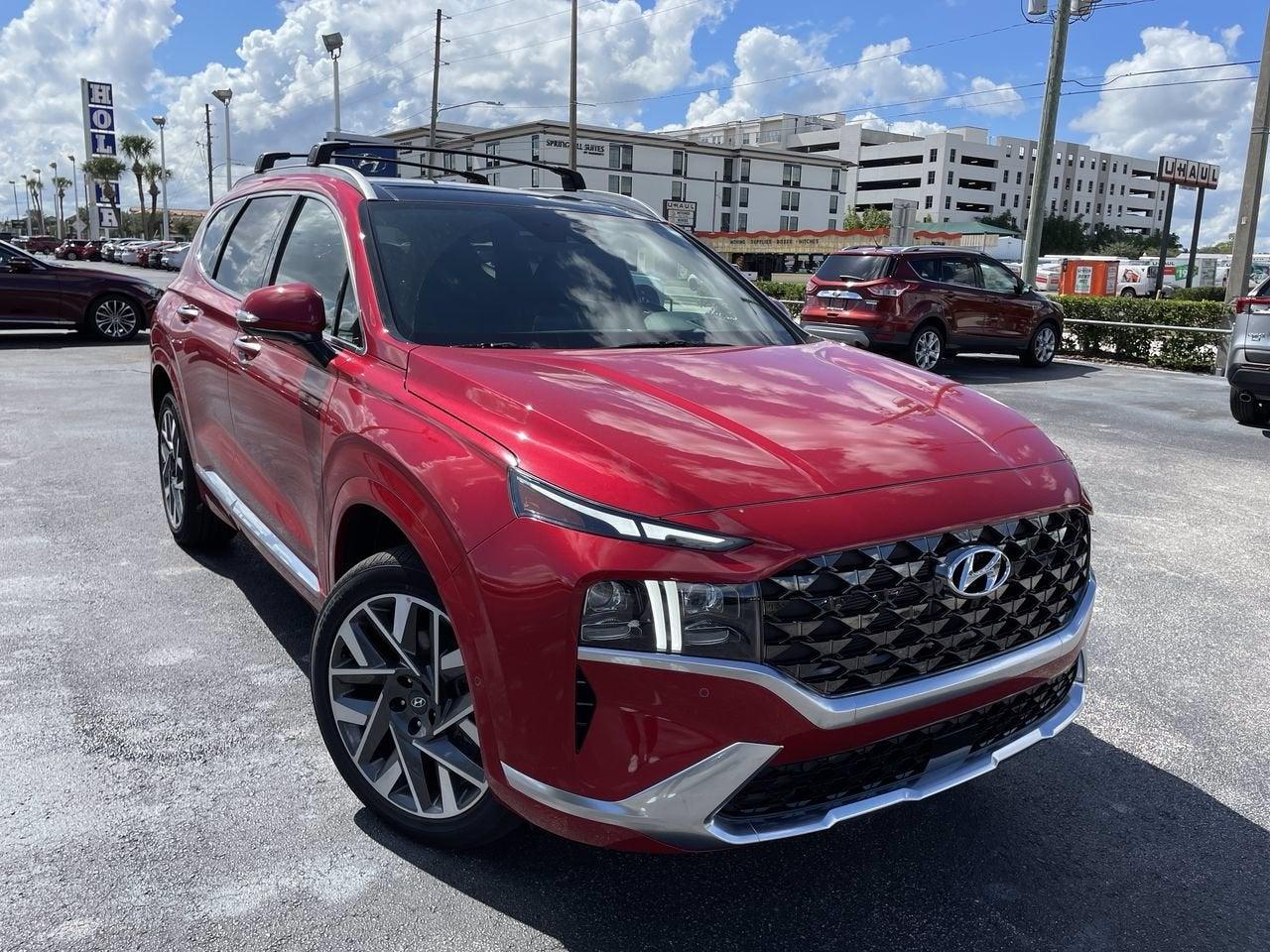 2022 Hyundai Santa Fe Winter Park FL