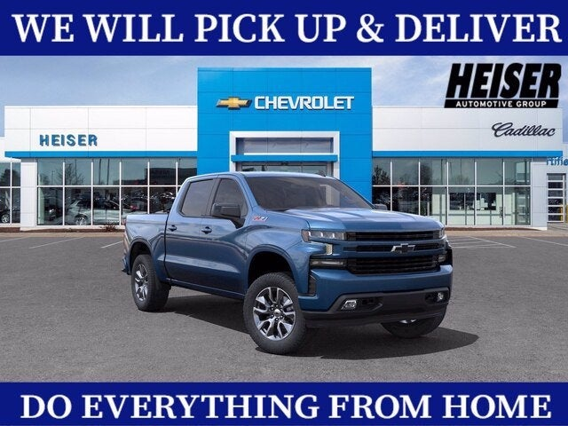 2021 Chevrolet Silverado Glendale WI