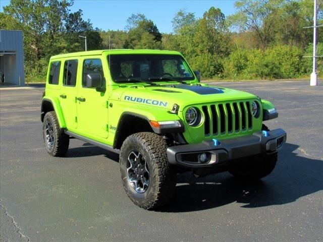 2021 Jeep Wrangler Unlimited Ripley WV