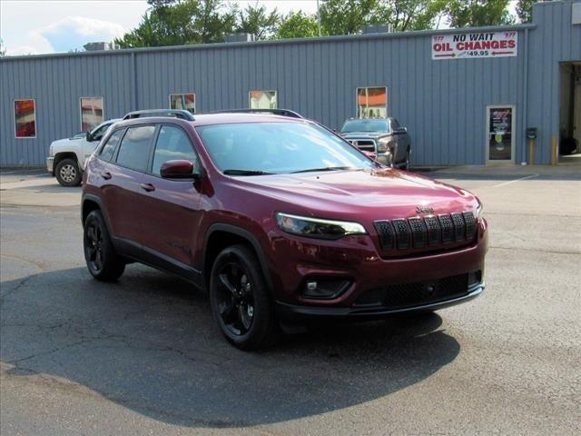 2021 Jeep Cherokee Ripley WV