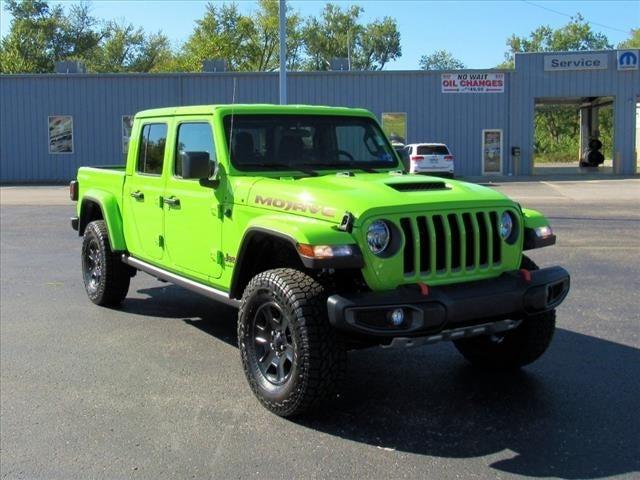 2021 Jeep Gladiator Ripley WV