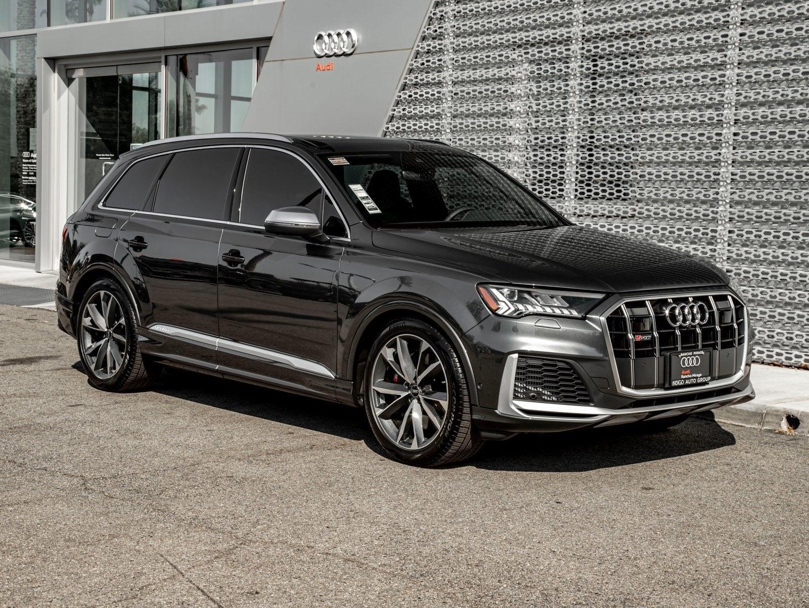 2022 Audi SQ7 Rancho Mirage CA