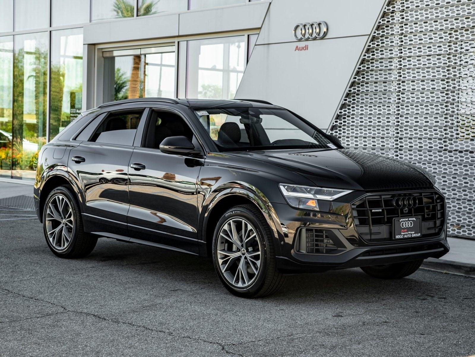 2021 Audi Q8 Rancho Mirage CA