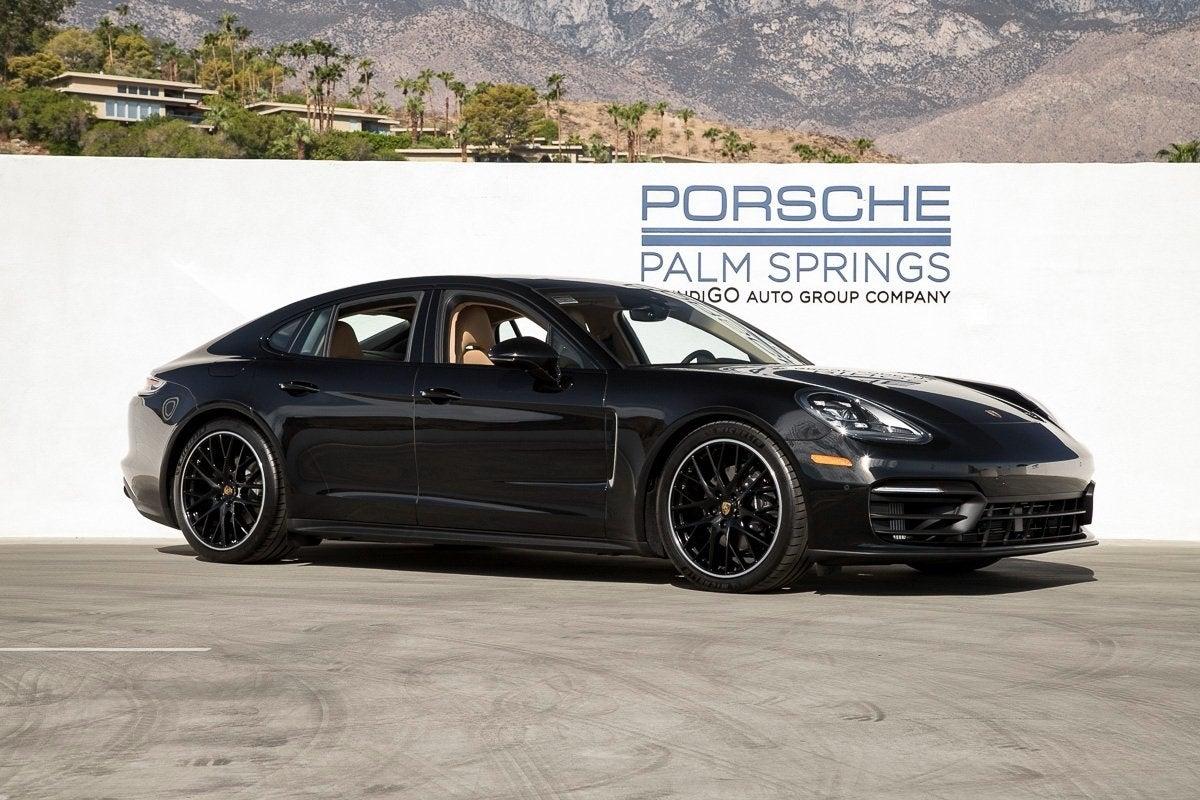 2021 Porsche Panamera Rancho Mirage CA