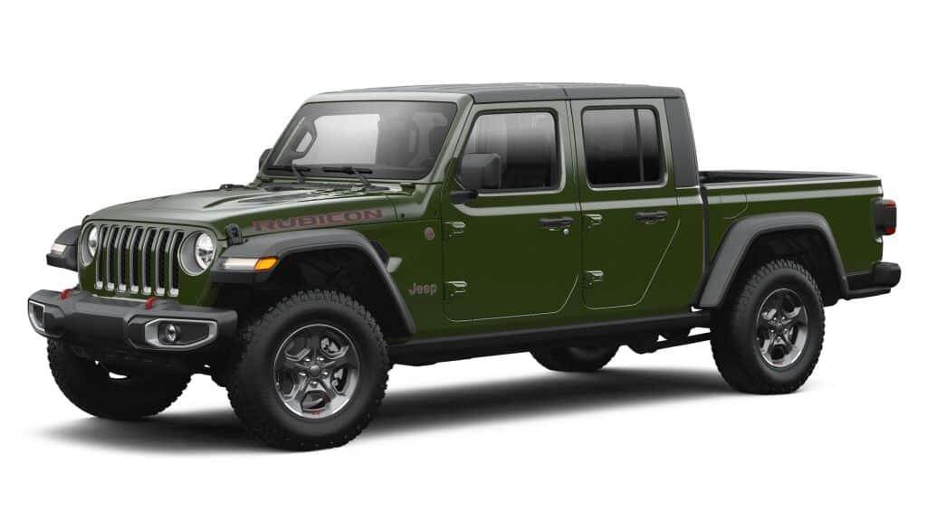 2021 Jeep Gladiator Richmond WI
