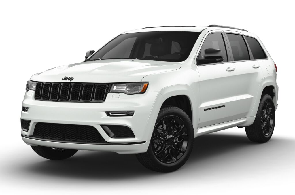 2021 Jeep Grand Cherokee Richmond WI