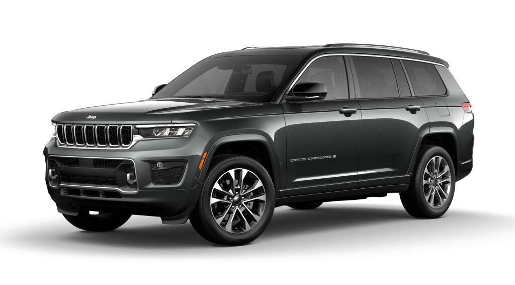 2021 Jeep Grand Cherokee L Falmouth MA