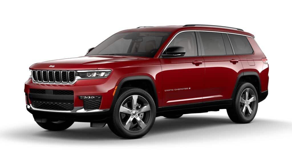 2021 Jeep Grand Cherokee L Richmond WI