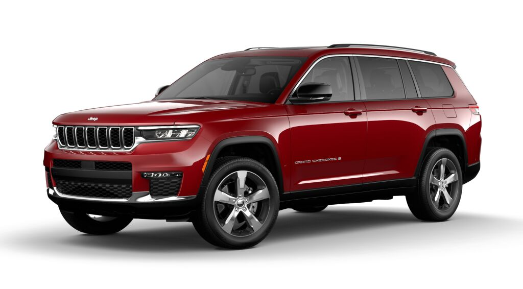 2021 Jeep Grand Cherokee L Collierville TN