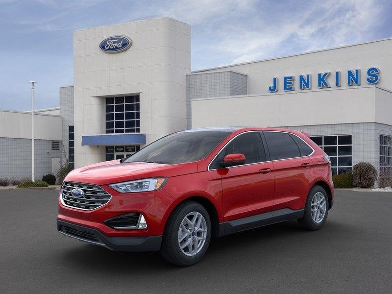 2021 Ford Edge Buckhannon WV