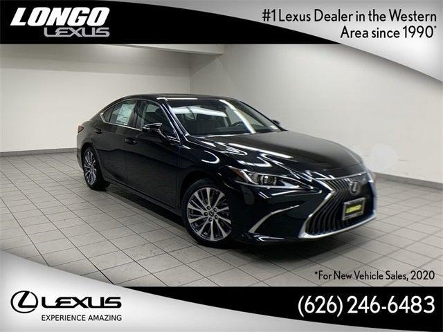 2021 Lexus ES 350 El Monte CA