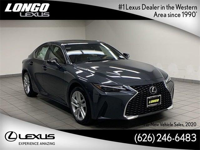 2021 Lexus IS 300 El Monte CA