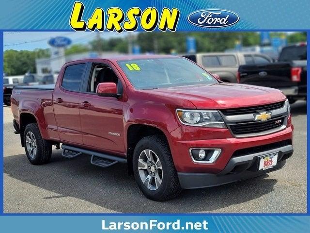 2018 Chevrolet Colorado Lakewood NJ