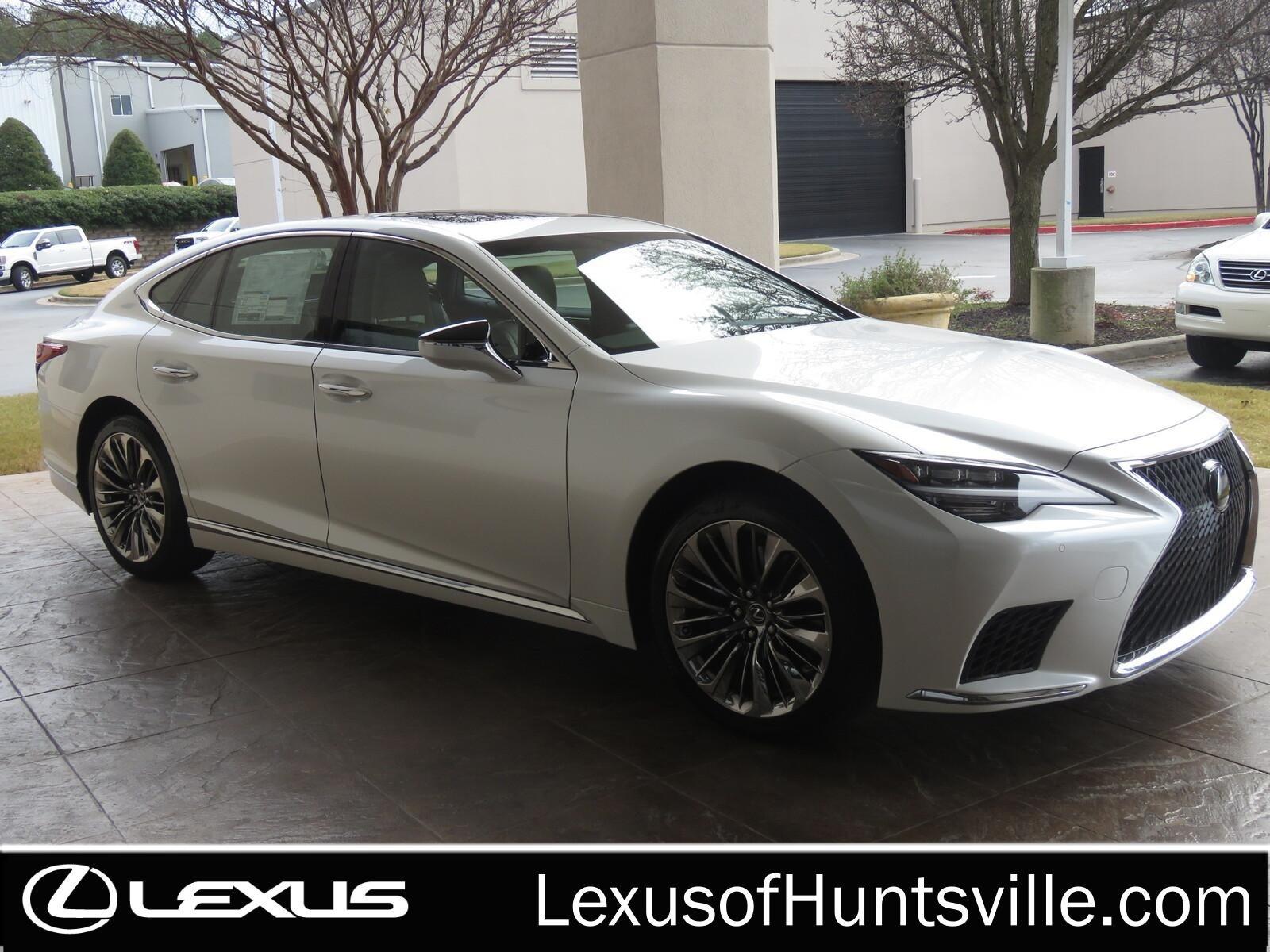 2021 Lexus LS 500 Huntsville AL