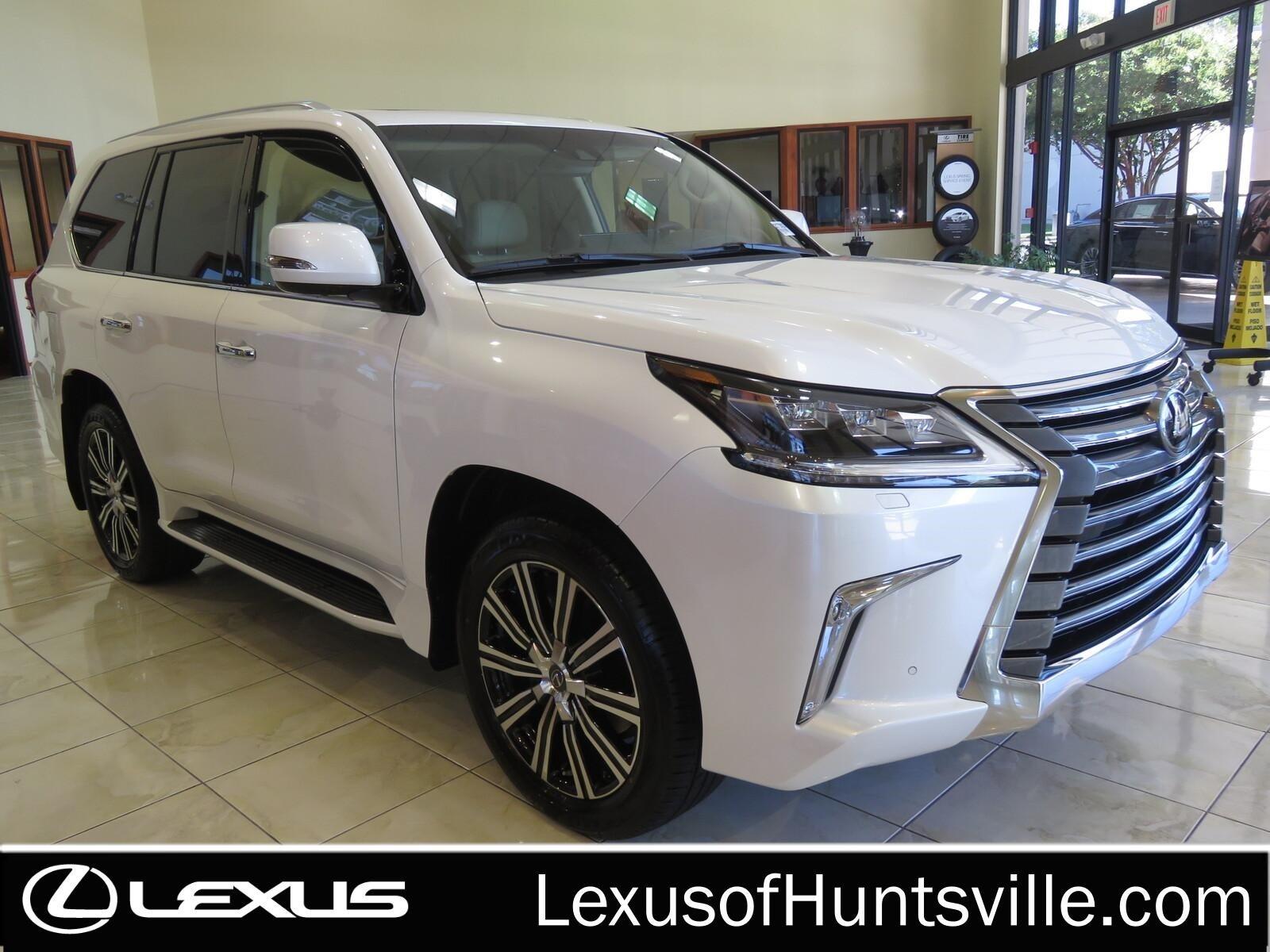 2021 Lexus LX 570 Huntsville AL