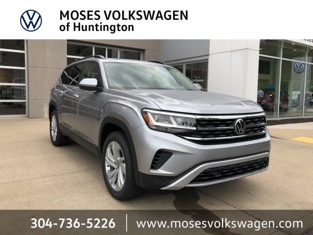 2021 Volkswagen Atlas Huntington WV