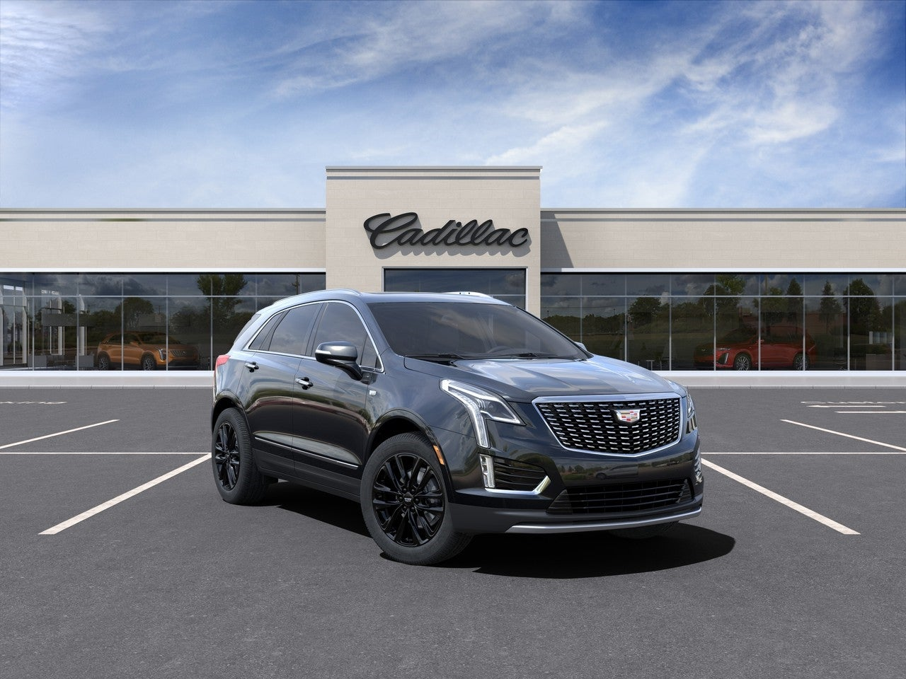 2021 Cadillac XT5 Charleston WV