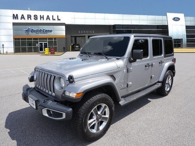 2019 Jeep Wrangler Unlimited Philadelphia MS