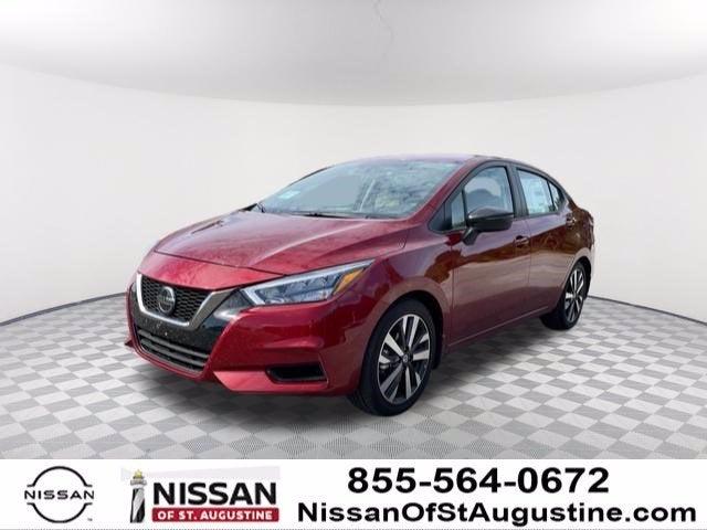 2021 Nissan Versa Saint Augustine FL