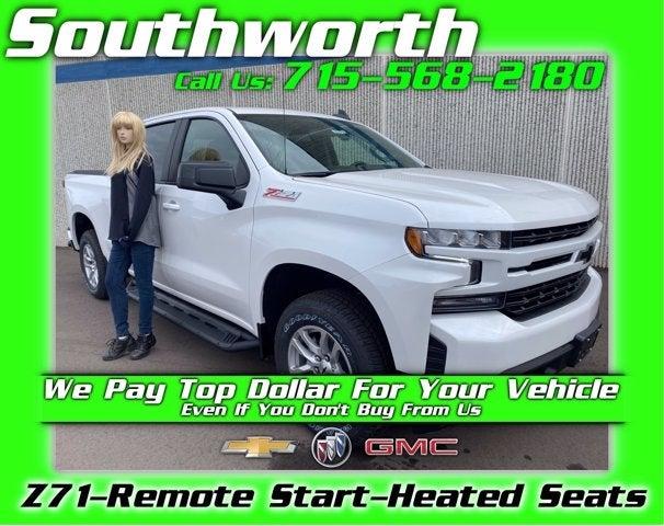 2021 Chevrolet Silverado Bloomer WI