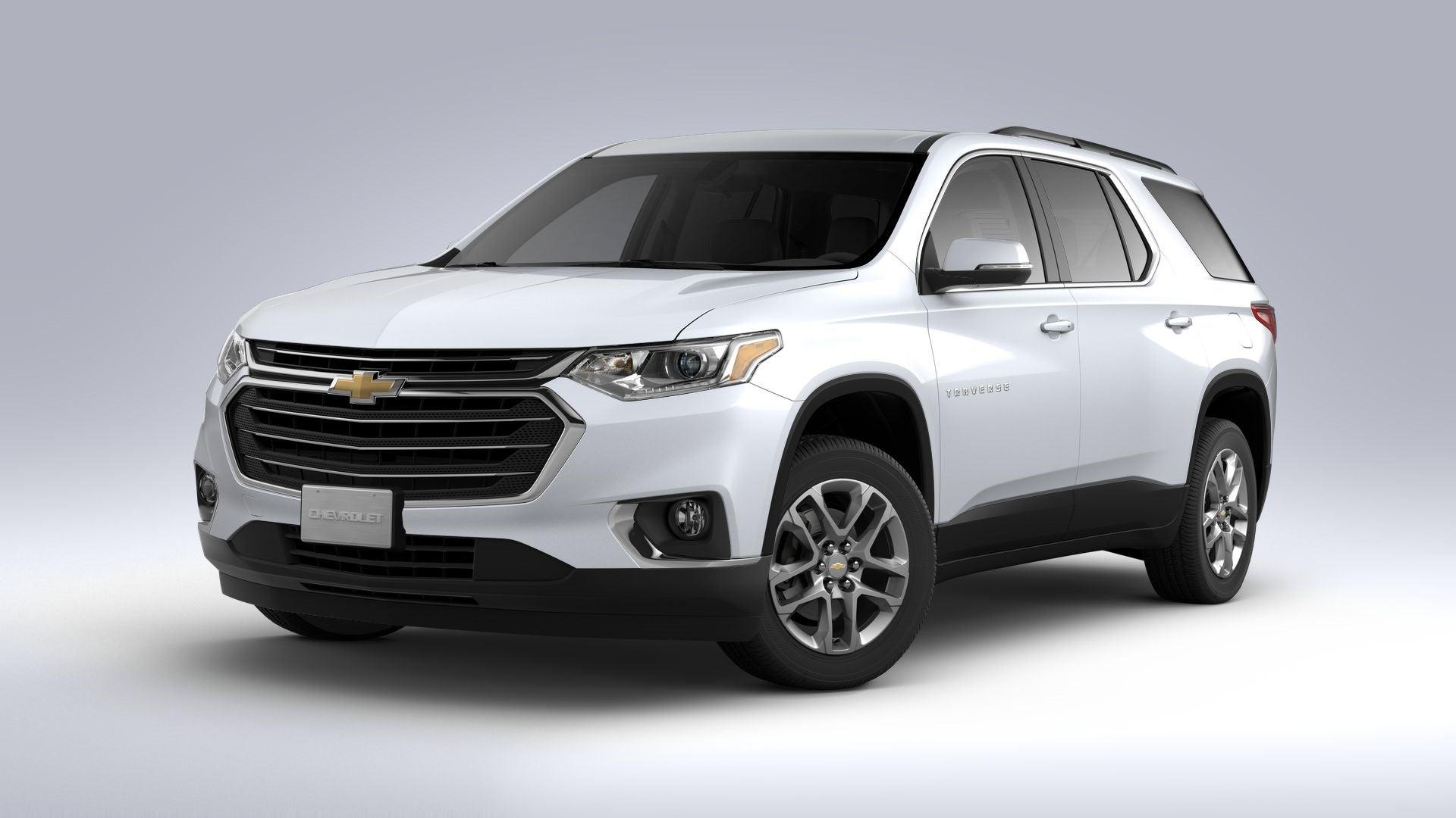 2021 Chevrolet Traverse Bloomer WI