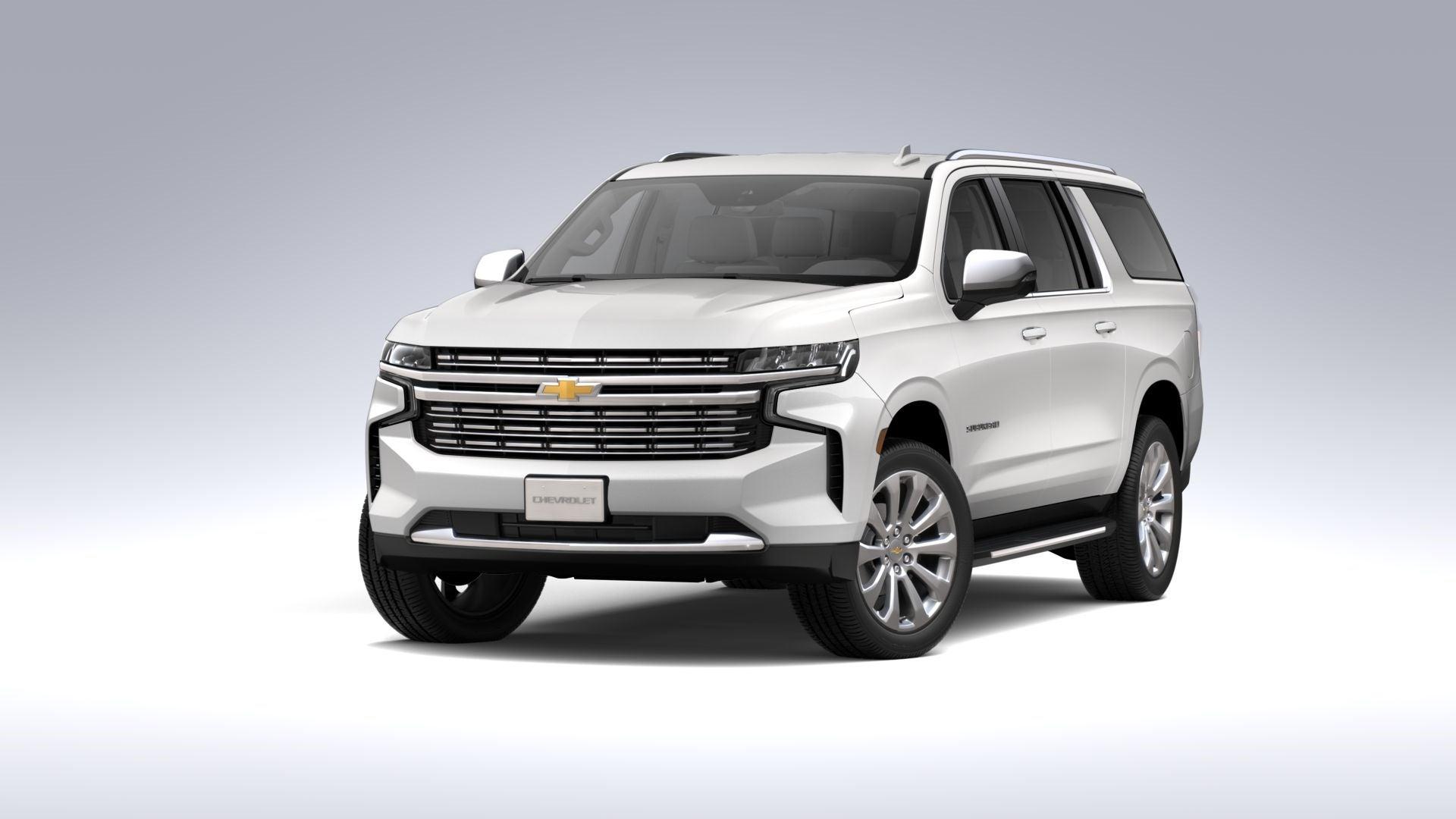 2021 Chevrolet Suburban Bloomer WI