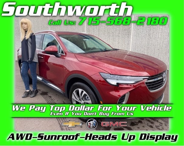 2022 Buick Envision Bloomer WI