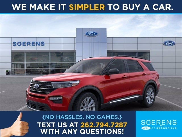 2021 Ford Explorer Brookfield WI