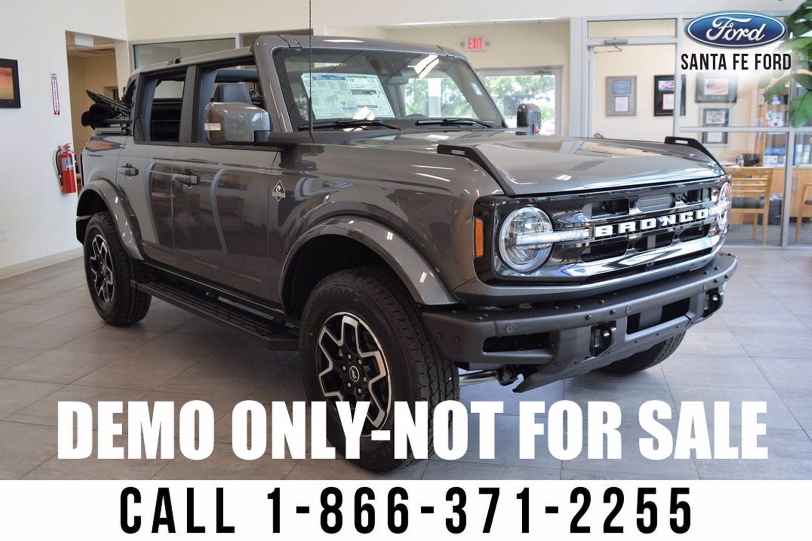 2021 Ford Bronco Alachua FL