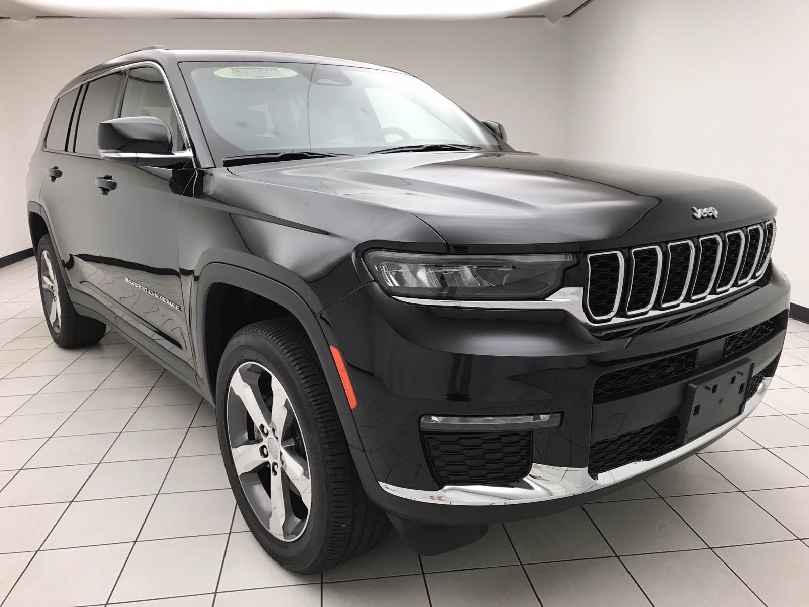 2021 Jeep Grand Cherokee L Sheboygan WI