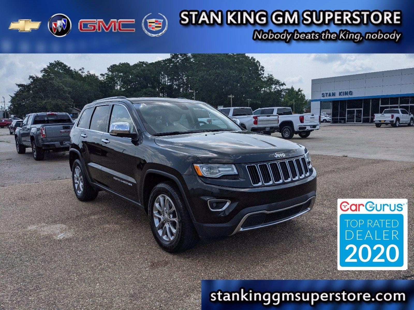 2015 Jeep Grand Cherokee Brookhaven MS