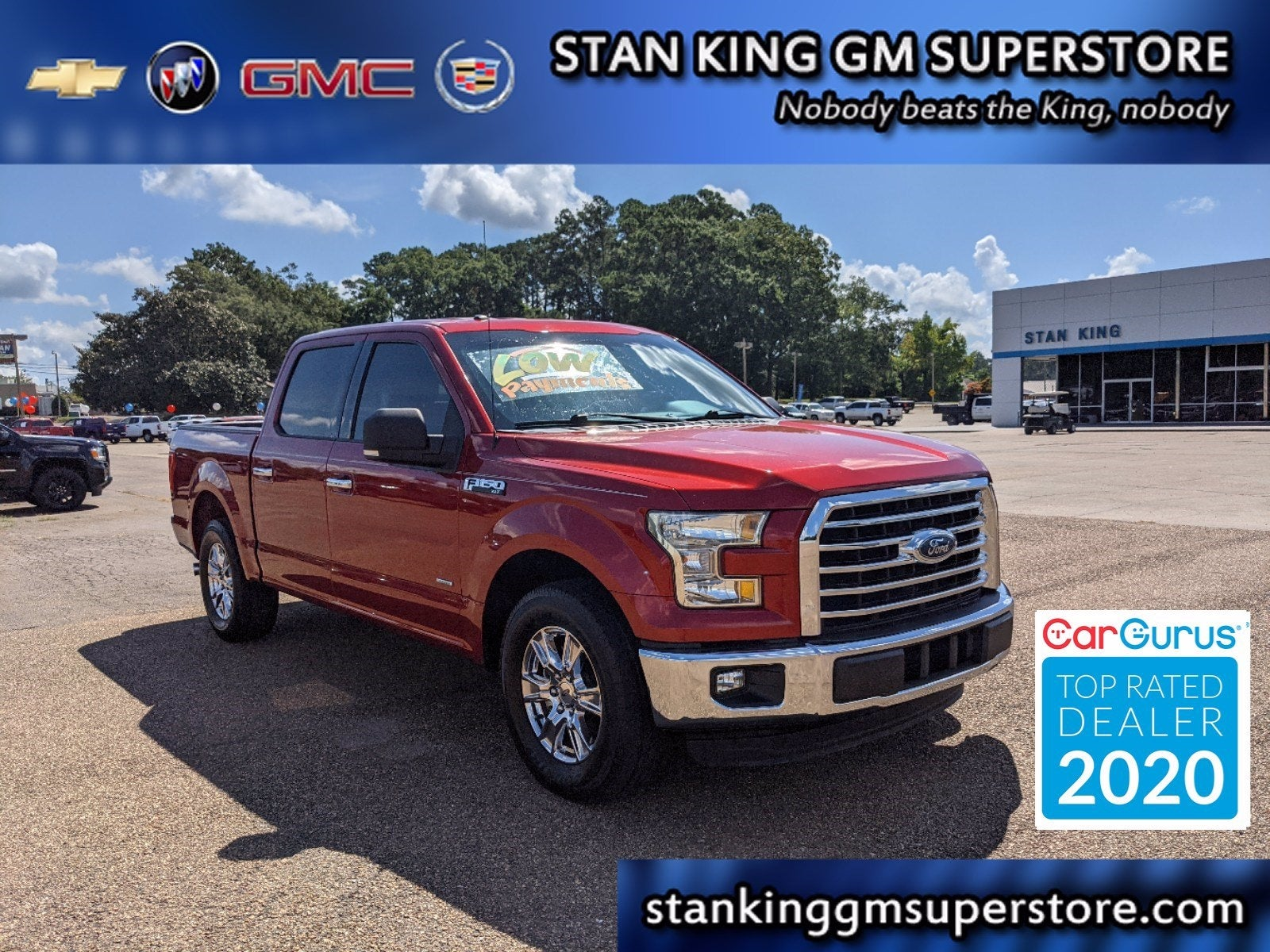 2015 Ford F-150 Brookhaven MS
