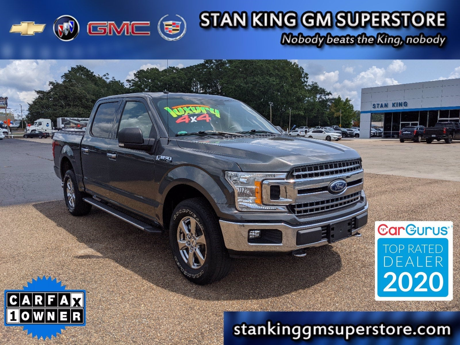 2018 Ford F-150 Brookhaven MS