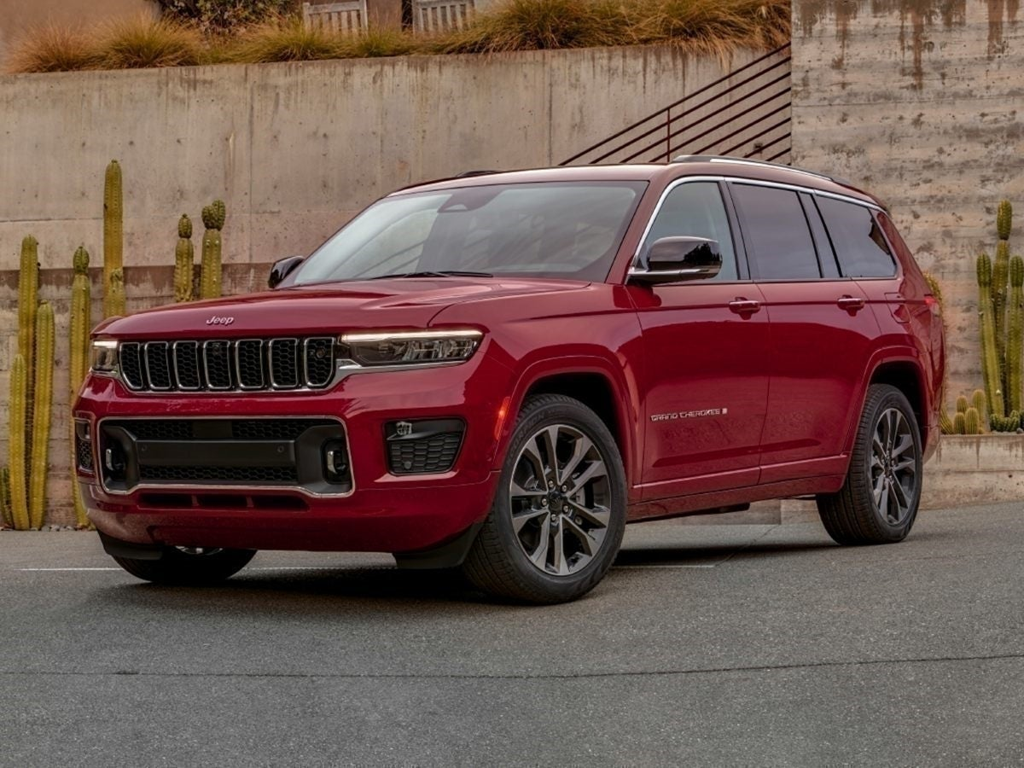 2021 Jeep Grand Cherokee L Superior WI