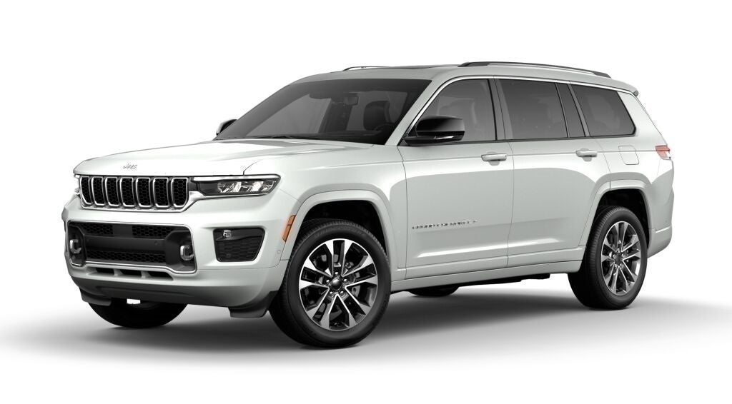 2021 Jeep Grand Cherokee L New Glarus WI